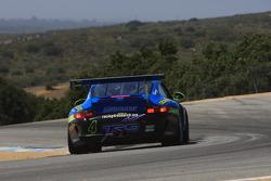 #4 Kevin Buckler, Daniel Graeff Children's Tumor Foundation, Racing4Research Porsche GT3 TRG