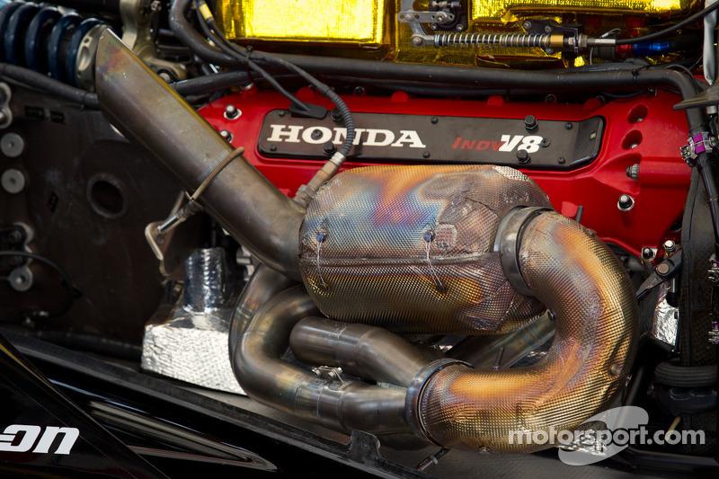 Honda Indy V8 engine at Toronto - IndyCar Photos