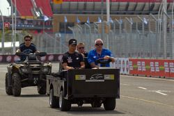 Circuit inspectie Paul Tracy, Dragon Racing