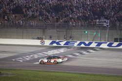 Brad Keselowski takes the win