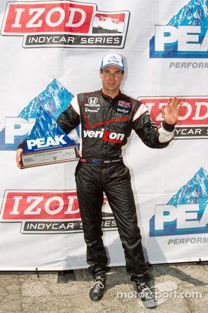 Pole Will Power, Team Penske