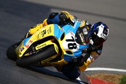 #78 Wacker Racing LLC, Suzuki GSX-R1000: Reese Wacker