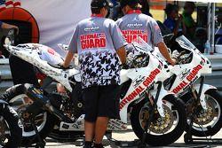 #54 National Guard Jordan Suzuki, Suzuki GSX-R1000: Roger Hayden