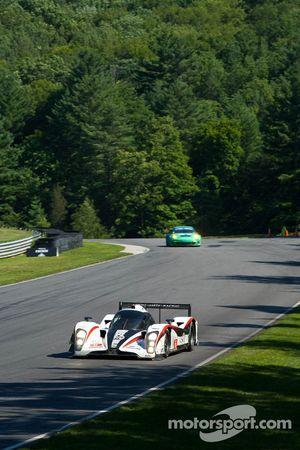 #6 Muscle Milk Aston Martin Racing AMR Lola Coupe B08 62: Klaus Graf, Lucas Lohr