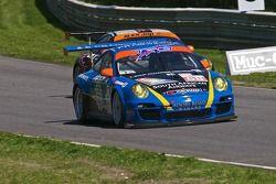 #68 TRG Porsche 911 GT3 Cup: Dion von Moltke
