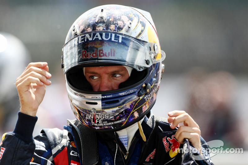 38. 2011: Гран Прі Великої Британії, Індії