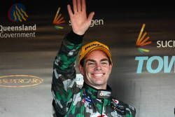 Second place Craig Lowndes
