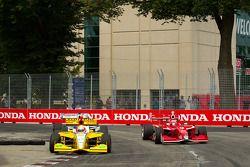 Victor Garcia, Team Moore Racing en Anders Krohn, Belardi Auto Racing