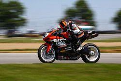 #40 Team Latus Motors Racing, Ducati 848: Jason DiSalvo