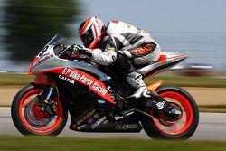 #129 GP Bike Parts Racing, Yamaha YZF-R6: Tyler OHara