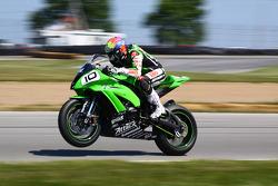 #10 Cycle World Attack Performance, Kawasaki ZX-10: JD Beach