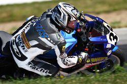 #38 Turner`s Cycle Racing, Suzuki GSX-R600: Kris Turner