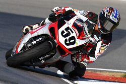 #59 Jake Holden Racing, Ducati 848: Jake Holden