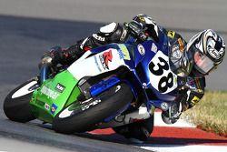 3#8 Team Iron Horse BMW, BMW S1000RR: Chris Peris