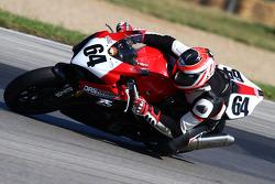 #64 DASPerformance.com, Suzuki GSX-R1000: Shane Narbonne