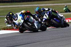 #79 Rockstar Makita Suzuki, Suzuki GSX-R1000: Blake Young #1 Monster Energy Graves Yamaha, Yamaha R1: Josh Hayes