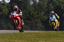 #41 Go 4 One, BMW S1000RR: Eric Pinson 7#8 Team Iron Horse BMW, BMW S1000RR: Chris Peris