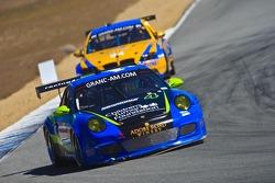 #4 Kevin Buckler, Daniel Graeff: Children's Tumor Foundation, Racing4Research Porsche GT3 TRG
