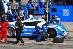 #1 Scott Pruett, Memo Rojas: BMW Riley, Chip Ganassi Racing with Felix Sabates