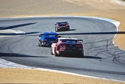 #57 Jan Magnussen, Ronnie Bremer: Robin Liddell Stevenson Auto Group Camaro GT.R, Stevenson Motorspo