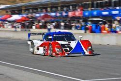 #5 David Donohue, Darren Law: Porsche-Riley Action Express Racing