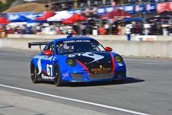 #67 Steven Bertheau, Ryan Eversley: Sargent & Lundy Porsche GT3, TRG