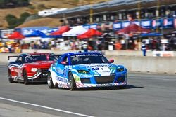 #40 Patrick Dempsey, Joe Foster: Mazda Visit Florida, Modspace Mazda RX-8, Dempsey Racing