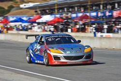 #41 Dane Cameron, James Gue: Seattle Childrens Hospital Mazda RX-8, Dempsey Racing