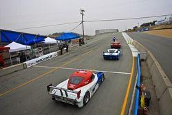 #9 Joao Barbosa, Terry Borcheller, JC France: Porsche-Riley Action Express Racing