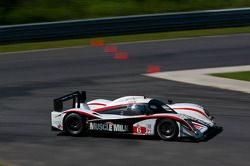 #6 Muscle Milk Aston Martin Racing AMR Lola Coupe B08 62: Klaus Graf, Lucas Luhr