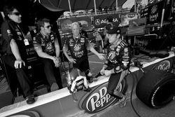 Marco Andretti, Andretti Autosport met Michael Andretti