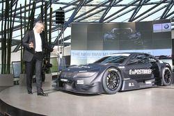 BMW presents the DTM Concept Car