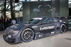 BMW voorstelling DTM Concept Car