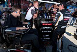 Alex Tagliani, Sam Schmidt Motorsports with Sam Schmidt