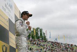 Winnaar Bruno Spengler, Team HWA AMG Mercedes C-Klasse