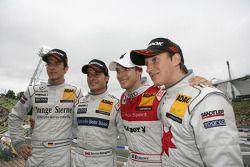 Christian Vietoris Persson Motorsport, AMG Mercedes C-Klasse, Bruno Spengler, Team HWA AMG Mercedes