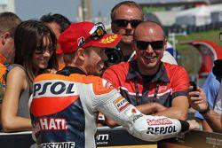 Обладатель поула - Кейси Стоунер, Repsol Honda Team