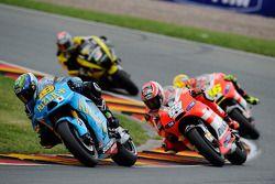Alvaro Bautista, Rizla Suzuki MotoGP, Nicky Hayden, Ducati Team