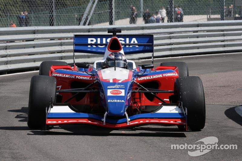 2011 год, Формула Суперлига в Зольдере