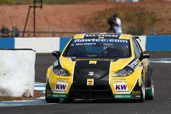 Tiago Monteiro, Seat Leon 2.0 TDI, Sunred
