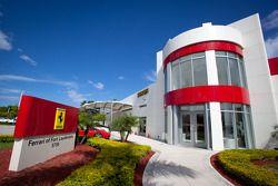 Ferrari of Fort Lauderdale, outside