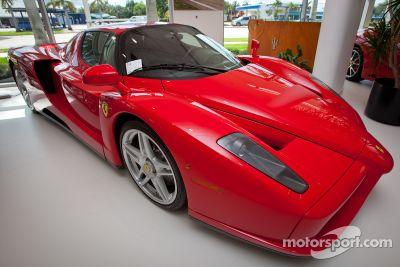 Zu Besuch bei Ferrari in Ford Lauderdale