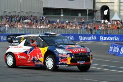 Sebastien Ogier ve Julien Ingrassia, Citro��n Total World Rally Team