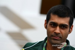 Paid job for Chandhok this year