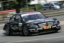 Gary Paffett, HWA AG, Mercedes AMG C-Klasse 2009