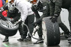 Team HWA AMG Mercedes team members