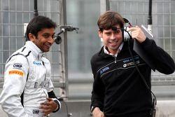 Narain Karthikeyan, Hispania Racing F1 Team