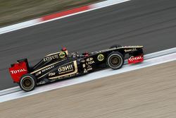 Ник Хайдфельд, Lotus Renault F1 Team