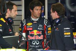 Mark Webber, Red Bull Racing ve Christian Horner, Red Bull Racing, Direktör