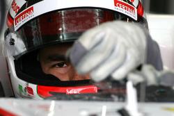 Sergio Pérez, Sauber F1 Team